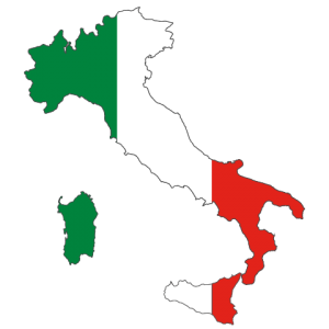 super-ena-lotto - map of italy