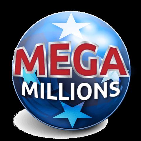 super-ena-lotto - megamillions logo